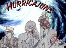 Hurricajuns Album Art